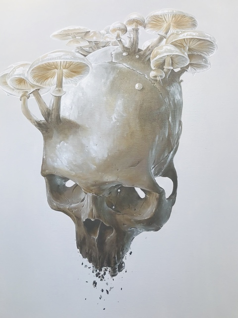 , 'Porcelaine,' 2019, NextStreet Gallery