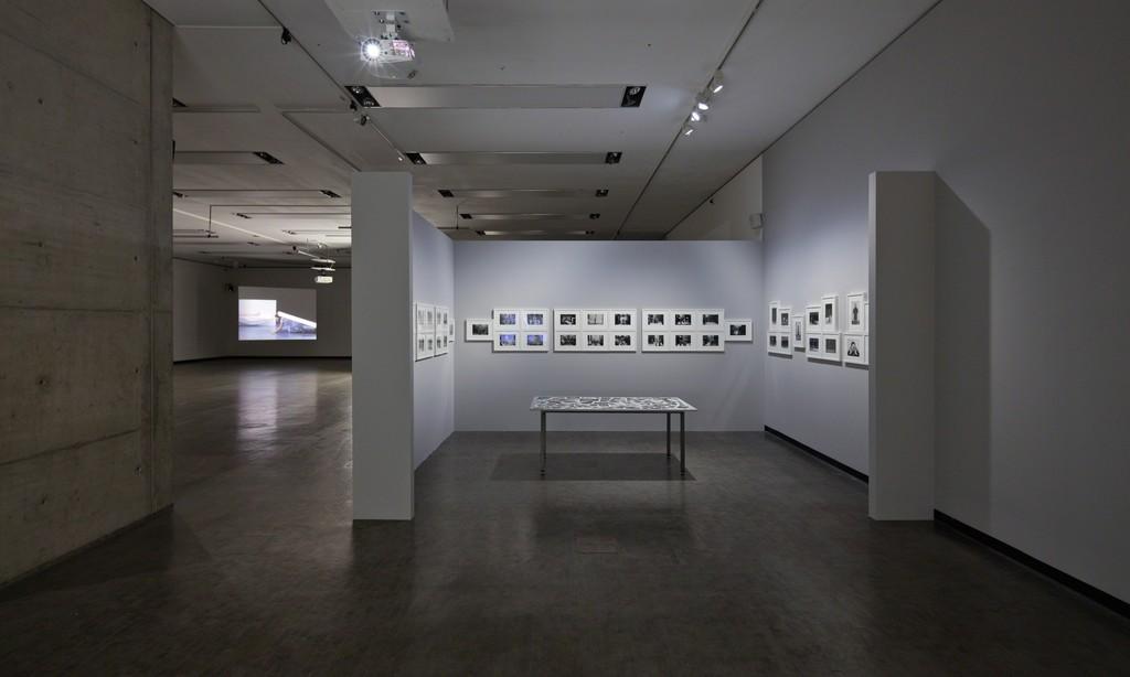 Installation view: Babette Mangolte. I = Eye, Kunsthalle Wien 2016, Photo: Stephan Wyckoff