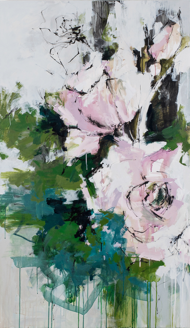 , 'La Rosa Blanca,' , Sirona Fine Art