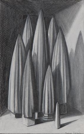 , 'Shrouds,' , Pucker Gallery