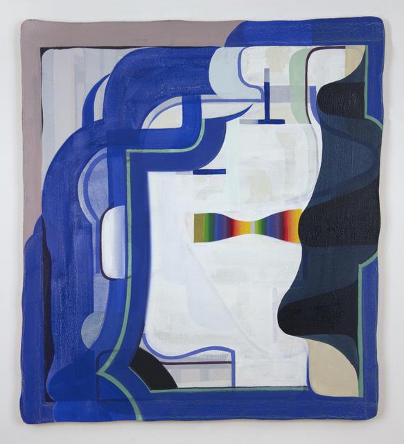 , 'Spectral,' 2017, Pierogi