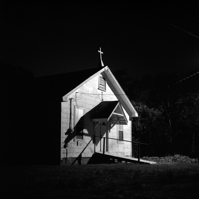 , 'Church, Bo Bo,Mississippi,' 2011, Pictura Gallery