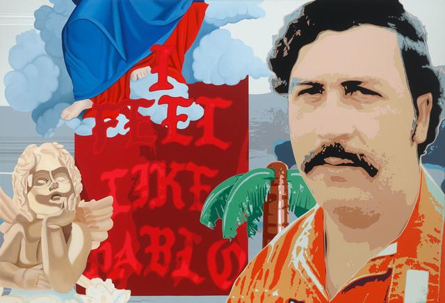 , 'Pablo Escobar,' 2017, DSC Gallery