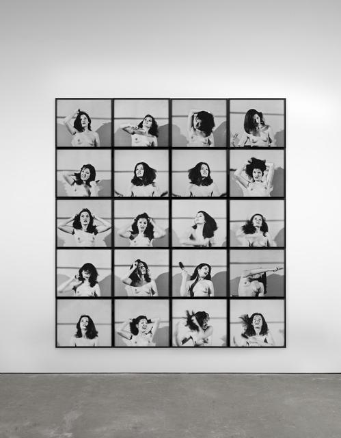 , 'Art Must Be Beautiful, Artist Must Be Beautiful,' 1975, Lisson Gallery