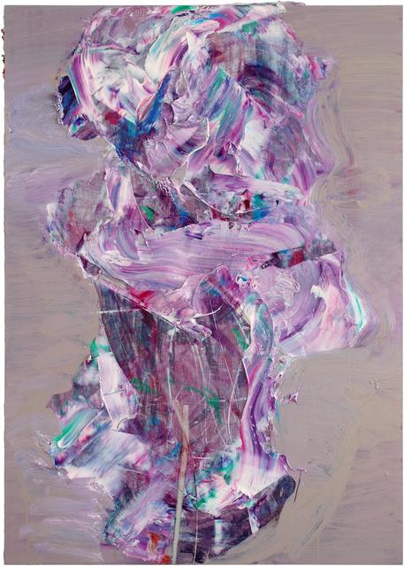 Antonio Pauciulo, 'mapping106', 2016, Disruptive Canvas