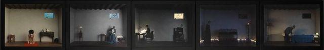 Bill Viola, 'Catherine's Room', 2001, James Cohan
