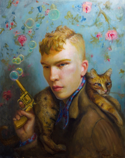 Rose Freymuth-Frazier, 'Small Game Hunter', 2018, AFA Gallery