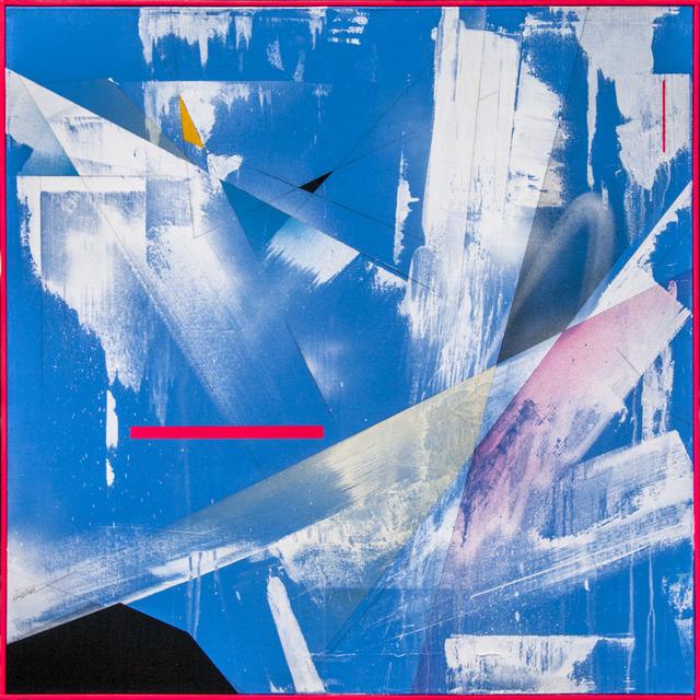 , 'Triangularity I,' 2015, Treason Gallery