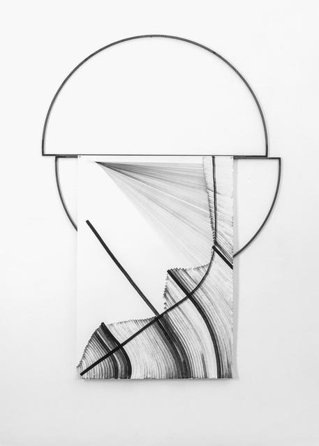 , 'Frames, Konstellation 2,' 2018, Galerie Straihammer and Seidenschwann