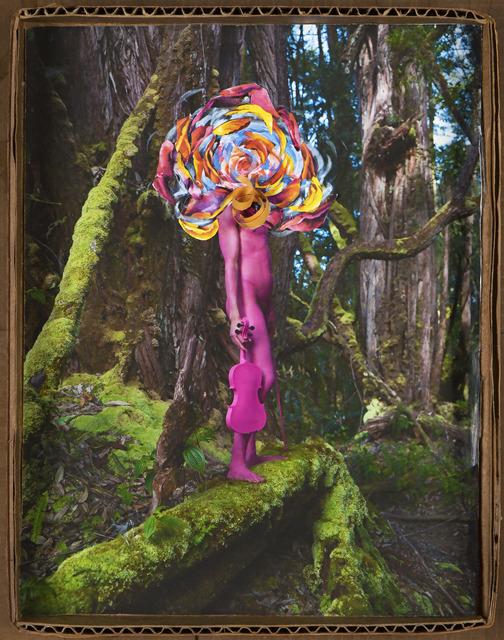 David LaChapelle, 'Songs in my Head', 2015, Photography, Pigment print, Alex Daniels - Reflex Amsterdam