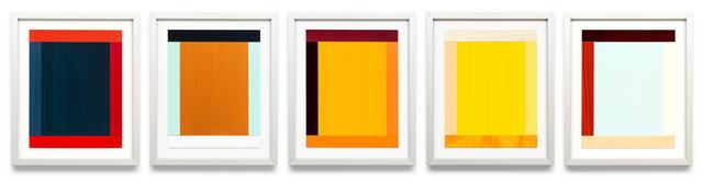 , 'Anima Mundi 5-5- III Ed.,' 2009-2010, Galerie Schwarzer