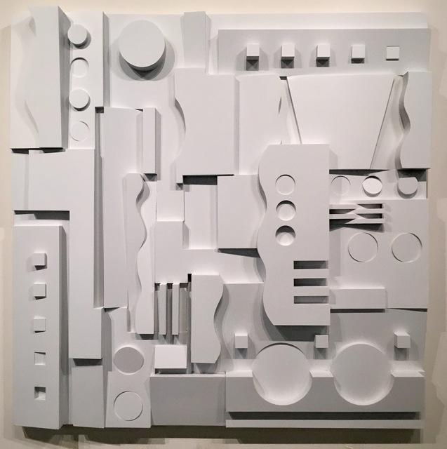 , 'Art Modern Sec E,' 2016, Cheryl Hazan Gallery