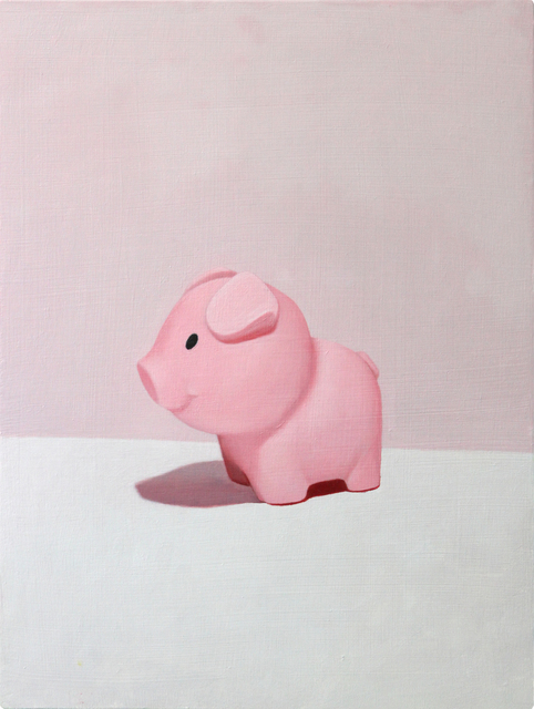 , 'Pig,' 2016, Geary
