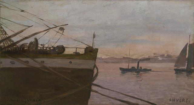 , 'Antwerp,' 1910, Cecilia de Torres, Ltd.
