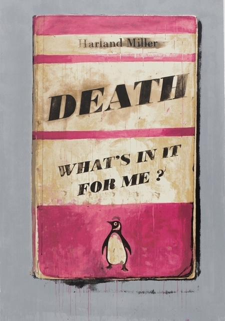 , 'Death, What's In It For Me?,' 2014, Maddox Gallery