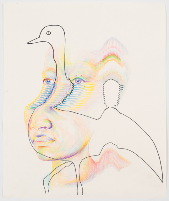 Brian DeGraw, 'Egret Stretched', 2019, James Fuentes