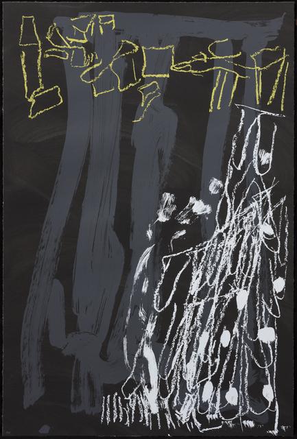 , 'Søndagstryk IX,' 2016, Galleri Bo Bjerggaard