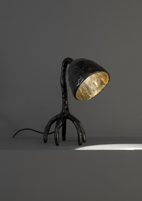 , 'Clay Small Table Lamp Bronze,' 2017, Carpenters Workshop Gallery
