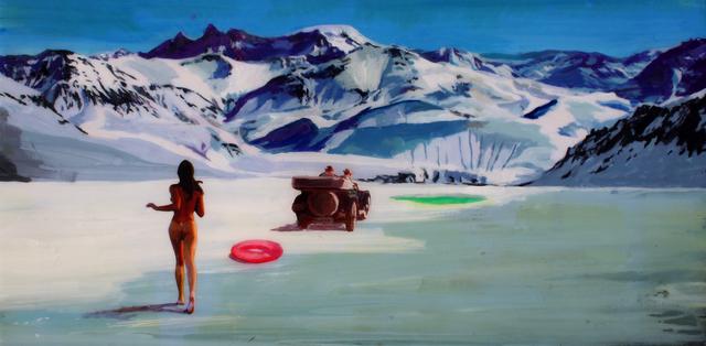 , 'Facebook,' 2016, Victor Lope Arte Contemporaneo