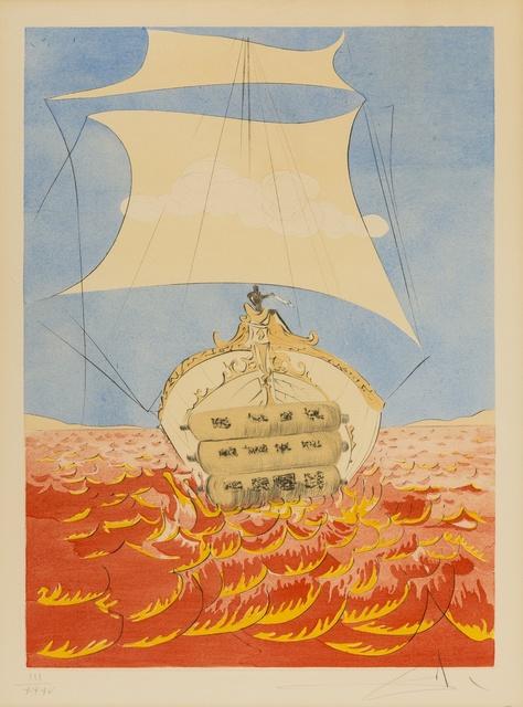 Salvador Dalí, 'Levi (Field 72-6I; M&L 628e)', 1973, Forum Auctions
