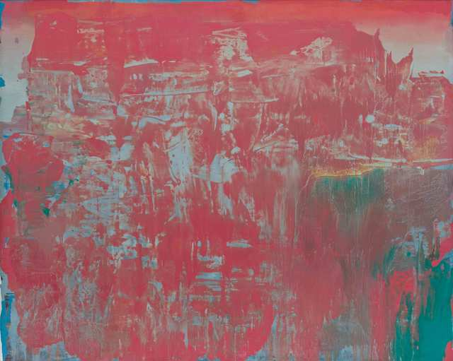, '红 Red,' 2012, Shanghai Gallery of Art