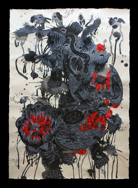 , 'Evil Concealed,' 2015, Yavuz Gallery