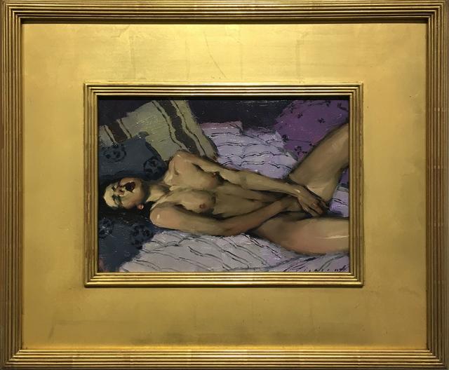 , 'Passion in Purples,' 2007, ARCADIA CONTEMPORARY