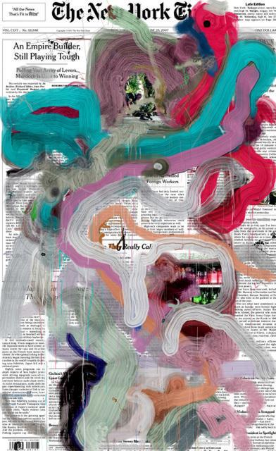, 'goodtimes_1064_2007_06_25,' 2013, Rhona Hoffman Gallery