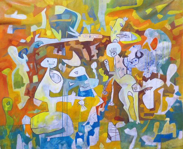 , 'Nice Try,' 2017, Fine Art Maya