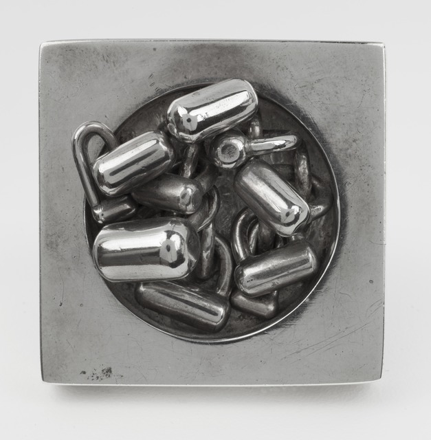 , 'Locks,' 1976, Grey Art Gallery