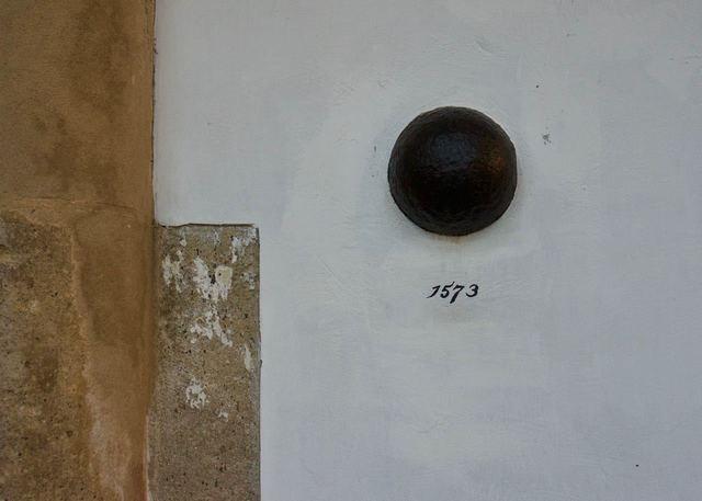 , 'Black Spot 1573: Cannonball,' 2018, Springfield Art Association