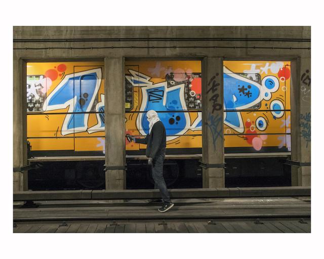 , 'Tunnel Rats,' 2017, Urban Spree Galerie