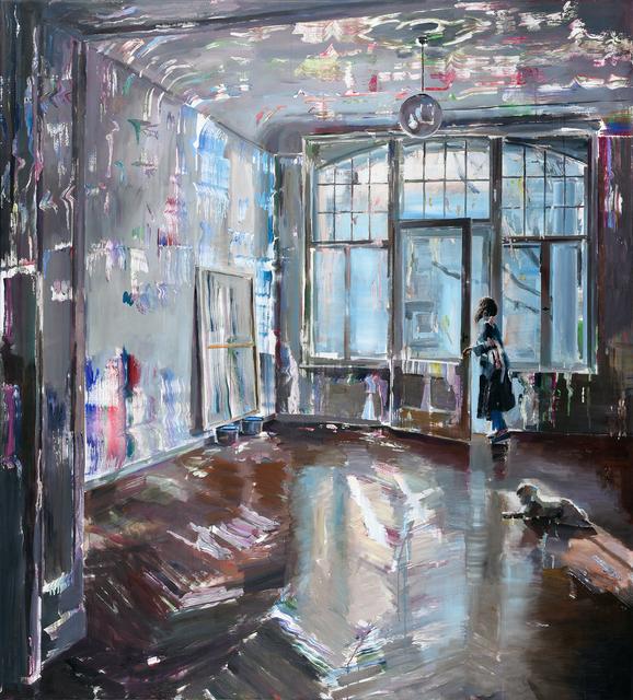 , 'Daylight Studio,' 2018, Odon Wagner Gallery