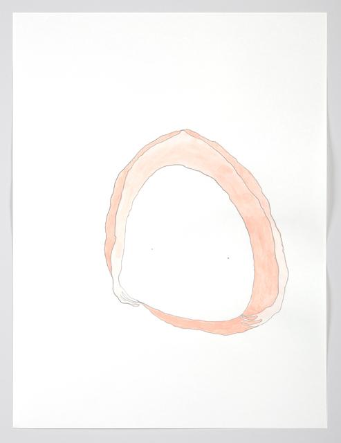 , 'Untitled (ASD016),' 2015, LMAKgallery