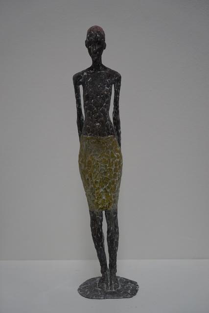 , 'Zeder,' 2017, Galleria Doris Ghetta