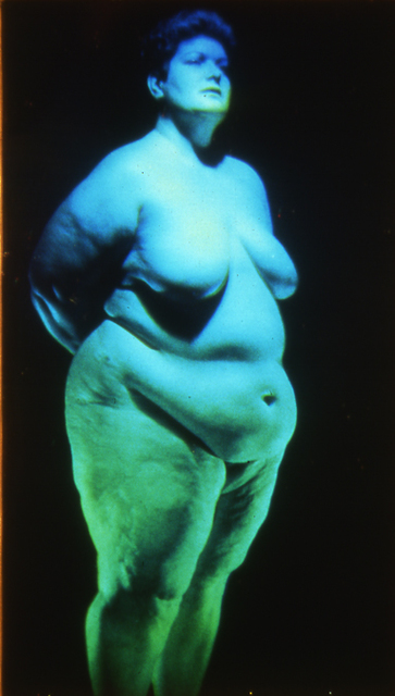 , 'Venus of Willendorf '91,' 1991, Gallery NAGA