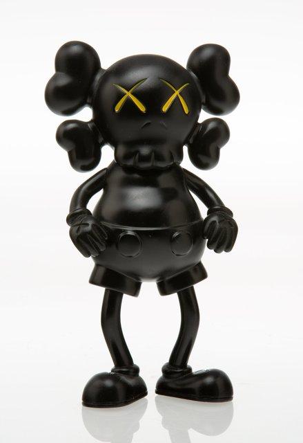 KAWS, 'Companion (Black)', 199, Heritage Auctions