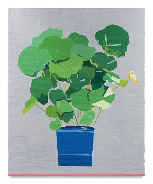 , 'Mortella Garden,' 2017, Miles McEnery Gallery