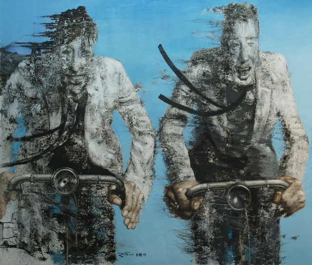 , '兄弟 Brothers ,' 2009, The Art Fellas