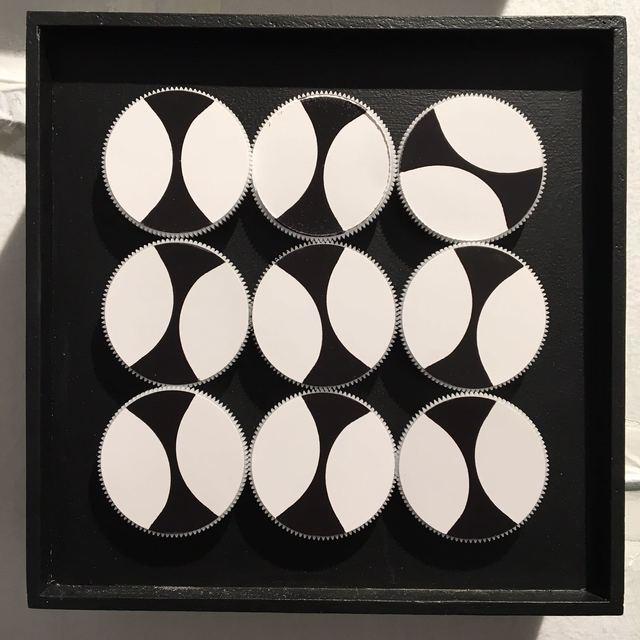 , '9E NOIR/BLANC,' 2015, Mark Hachem Gallery