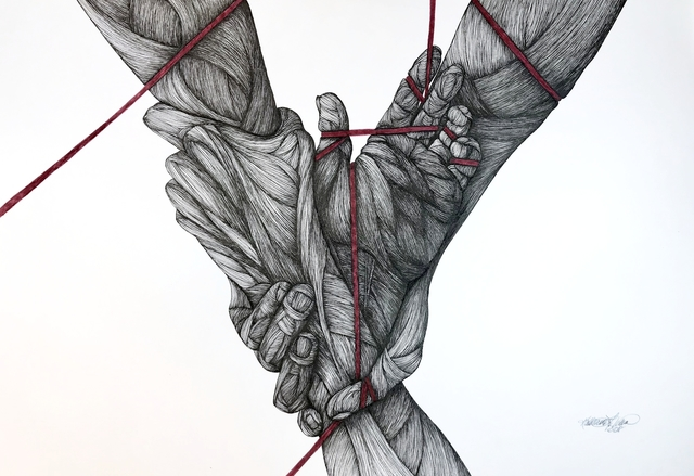 Katherine Filice, 'Counterpoint', 2018, MvVO ART