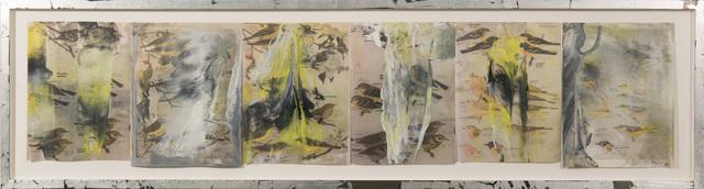 , '+'s & -'s #42,' 2018, Gaa Gallery