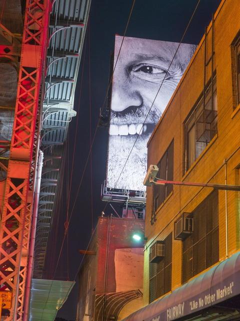 , 'Eye on Twelfth Avenue, West Harlem,' , Soho Photo Gallery