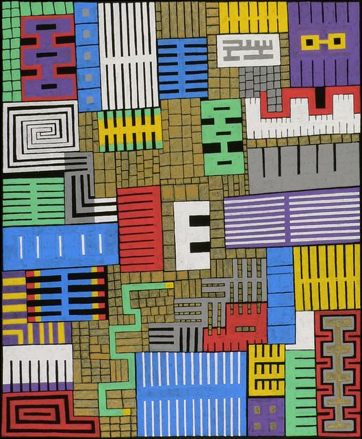, 'Ghost in the Machine,' 2017, McKenzie Fine Art