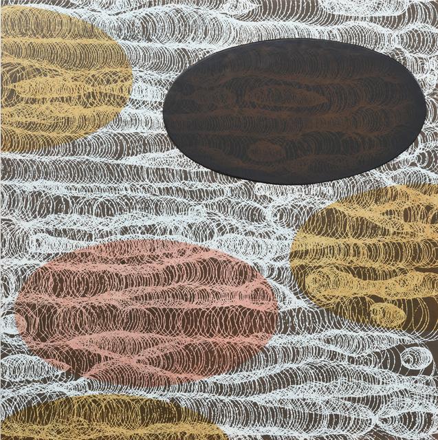 , 'Scarabocchio,' 2017, Lora Schlesinger Gallery