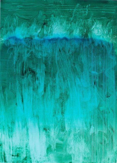 Florin Kompatscher, 'Ohne Titel', 2012, Painting, Öl auf Leinwand, Galerie Elisabeth & Klaus Thoman