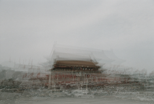 , 'Uncertain Time · Tian'anmen Gate-Tower [不确定时代 · 天安门广场],' 2008, OFOTO&ANART