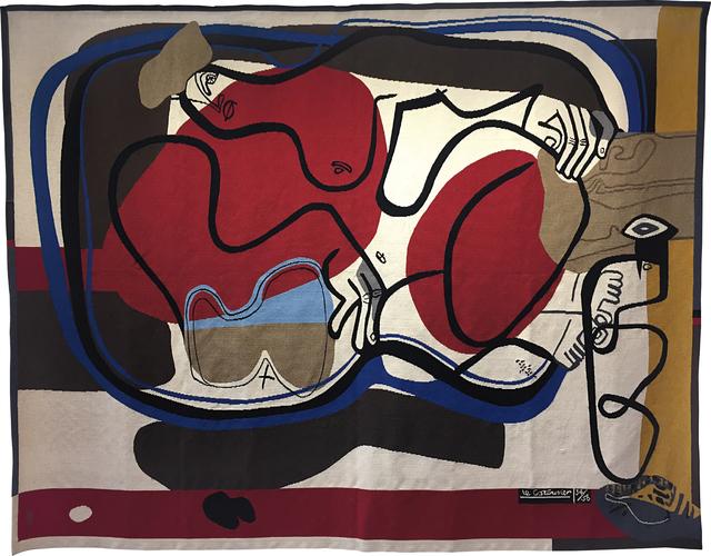 Le Corbusier, 'Le Canape', 1956, Phillips