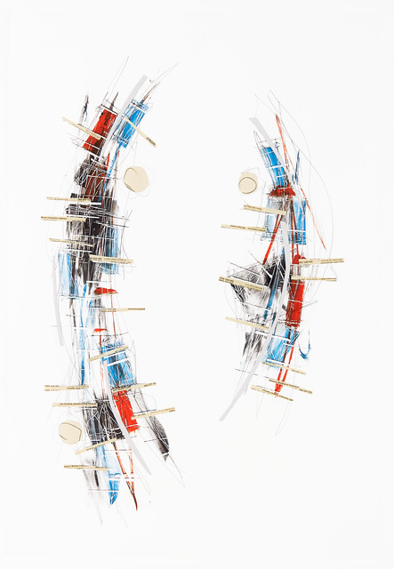 , 'Tearing the Veil #6,' ca. 2019, Priscilla Fowler Fine Art