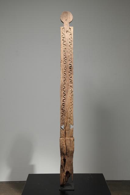 , 'Mijikenda Tribe Vigango 3,' 19th Century, Bill Lowe Gallery